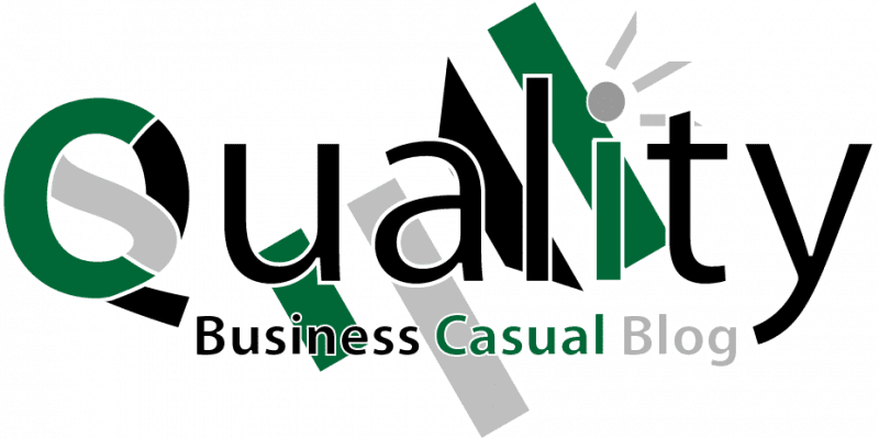 Small Business Casual Blog